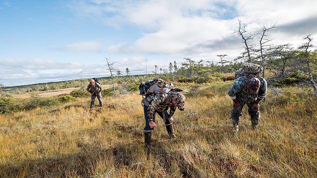 It's never easy, but always worth it!! #fieldtofork #struttinbuck #iamsportsman #hunterslife #hunter #packing
