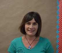 Lori Escobosa -4's class. Ms. Escobosa has been teaching here for 10 years.