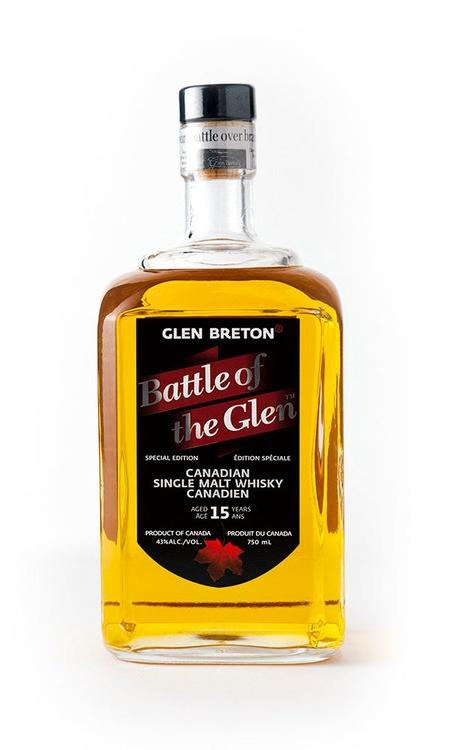Battle Of The Glen 15 Year Whisky