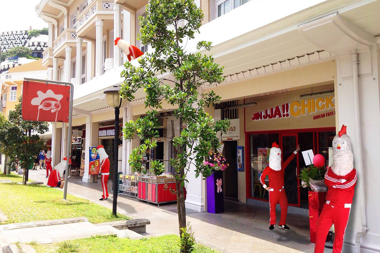 Searching high and low for our Bugis outlet? We are located opposite Bugis Junction, along Bugis Village!
