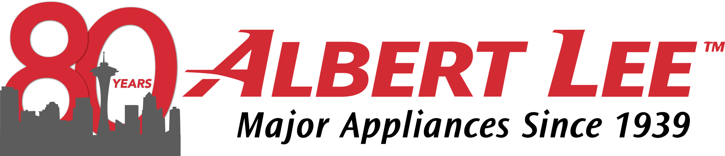 Albert Lee 80 Year Logo horizontal.png