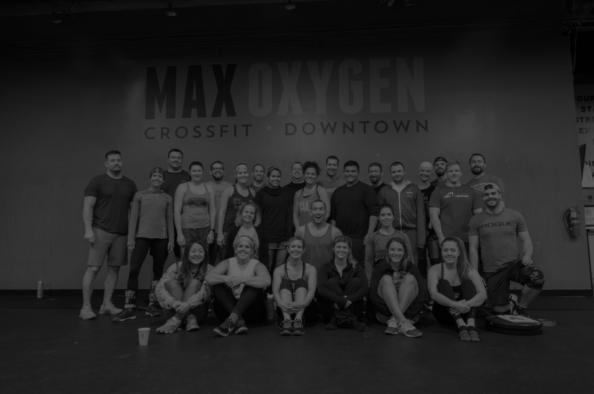 Max Oxygen Crossfit Downtown   TRAIN FOR LIFE    Sign-Up for a free class!
