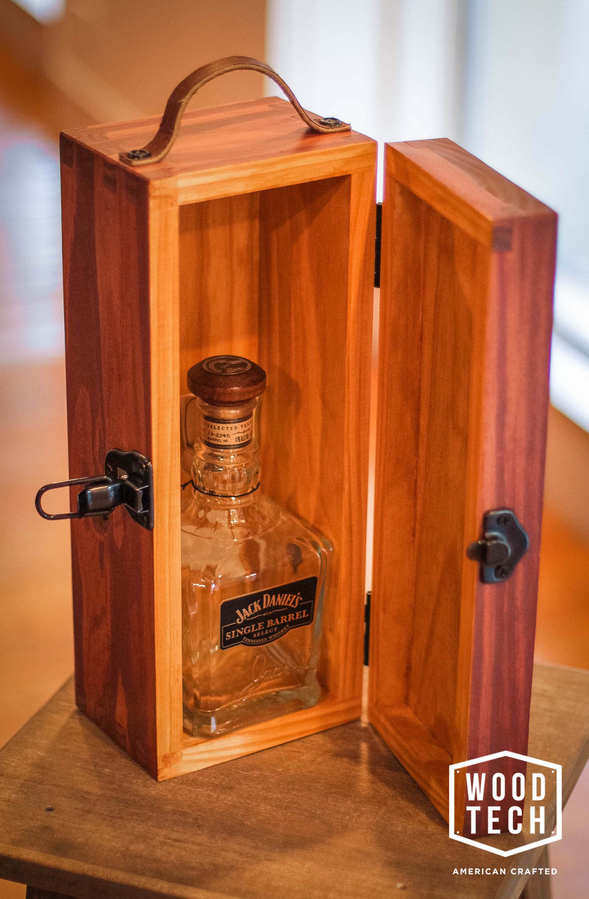 Custom Liquor Bottle Box 2