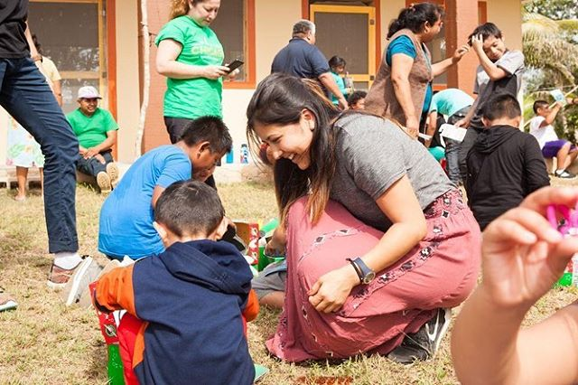One of our trained @smu_biola teams from @biolauniversity has been in Yucatan, Mexico. They have had the opportunity to spend time with children and share the love of Christ through intentional gospel-living.  One amazing opportunity they had was to be present when these children opened their @operationchristmaschild shoe boxes! Joy. Unspeakable Joy 😀  Did you grow up packing #OCC shoe boxes? Pack one this year?