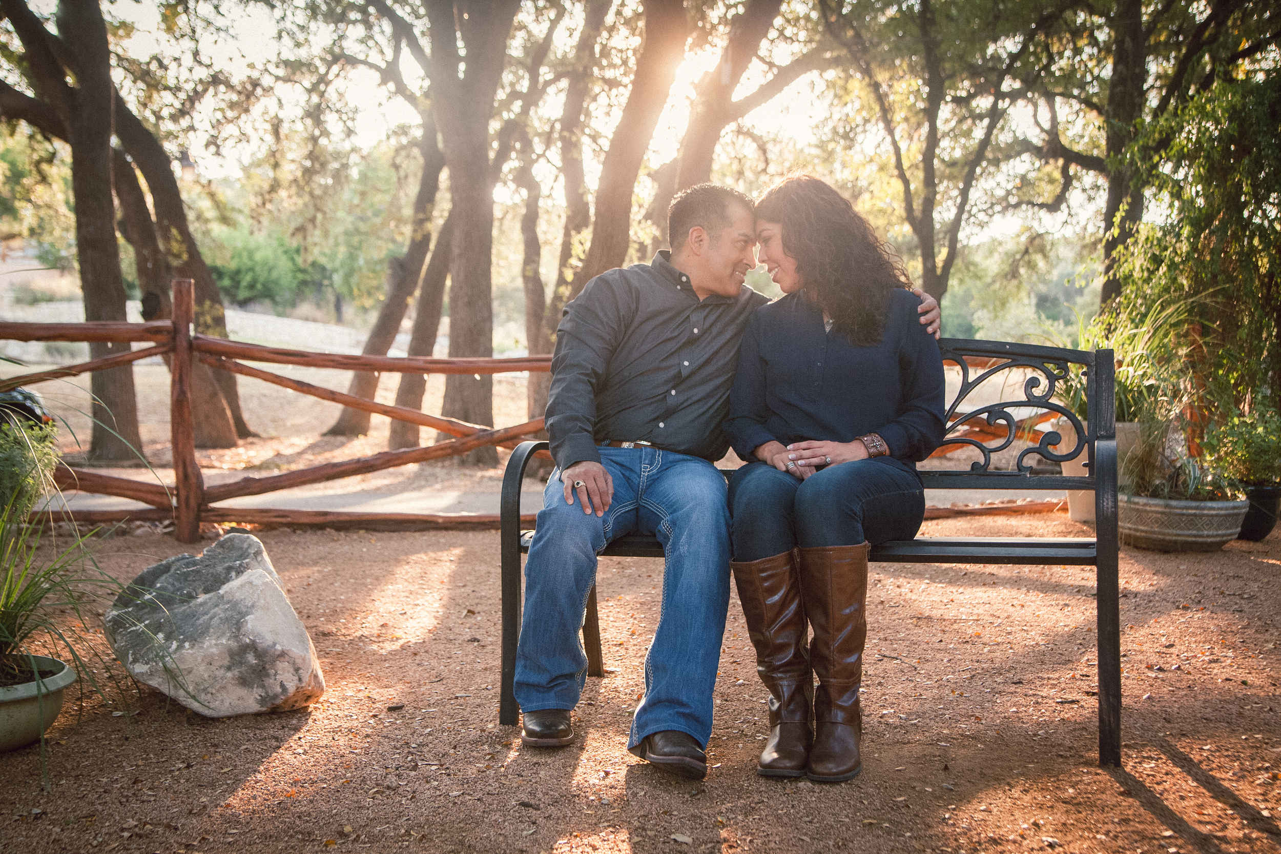 SCENIC SPRINGS ENGAGEMENT