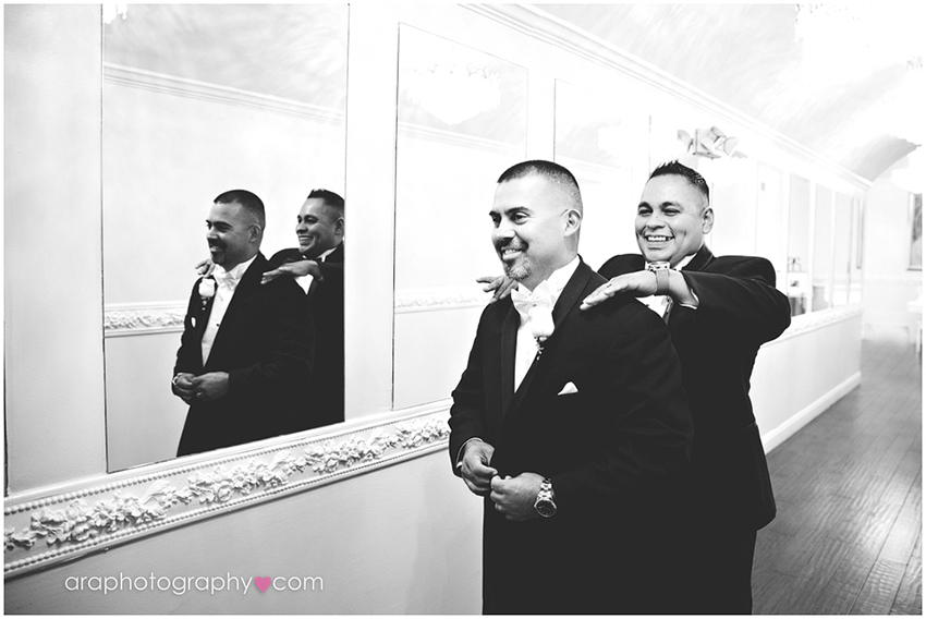 San Antonio Weddings Groom