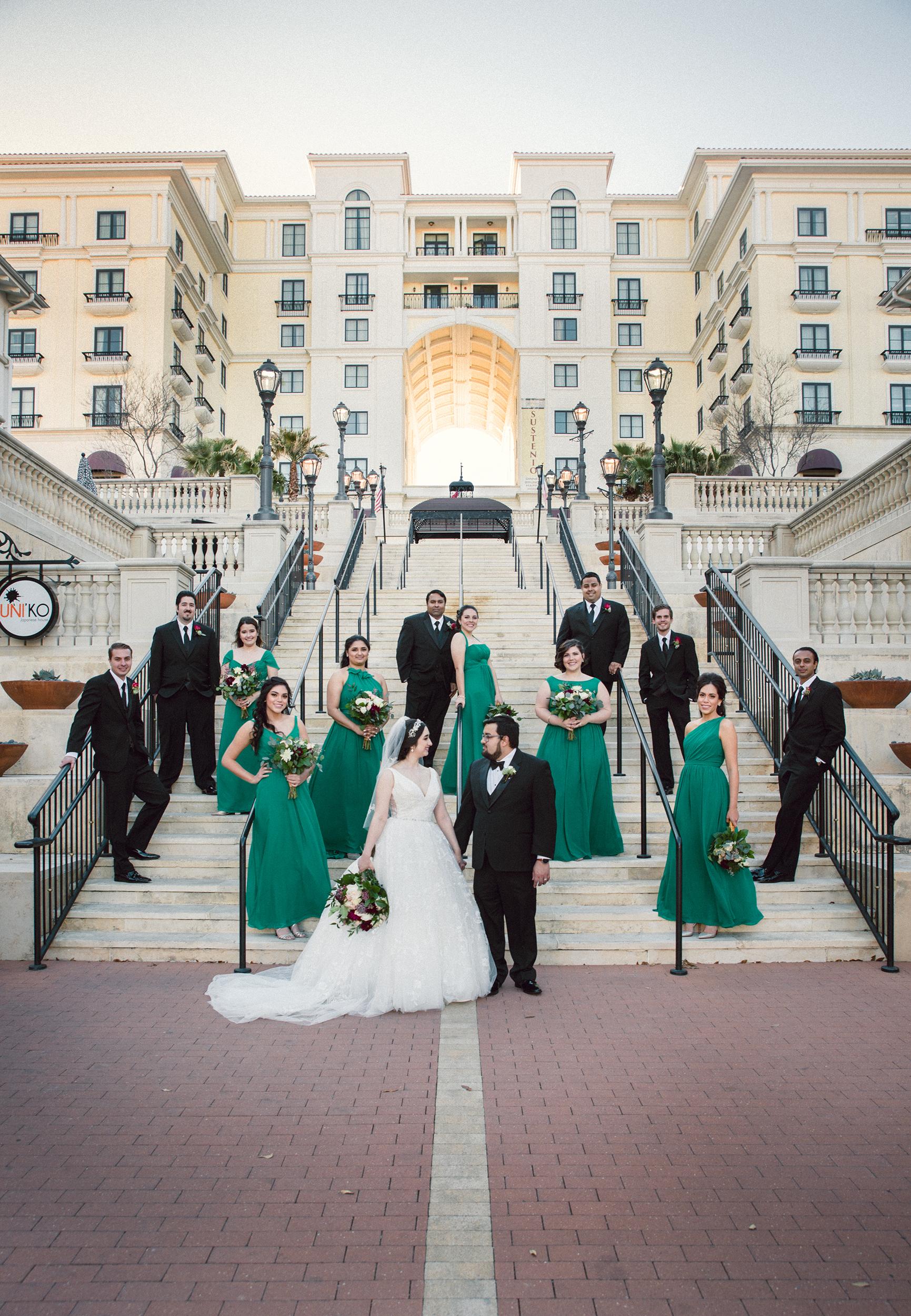 EILAN HOTEL WEDDING SNEAL PEEK