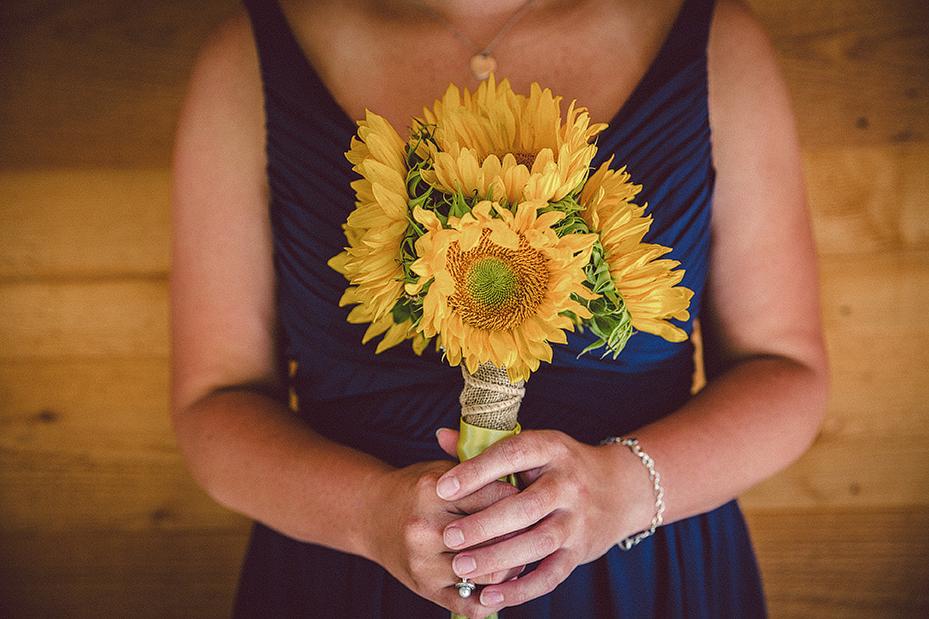 San Antonio Wedding Photography Sunflower