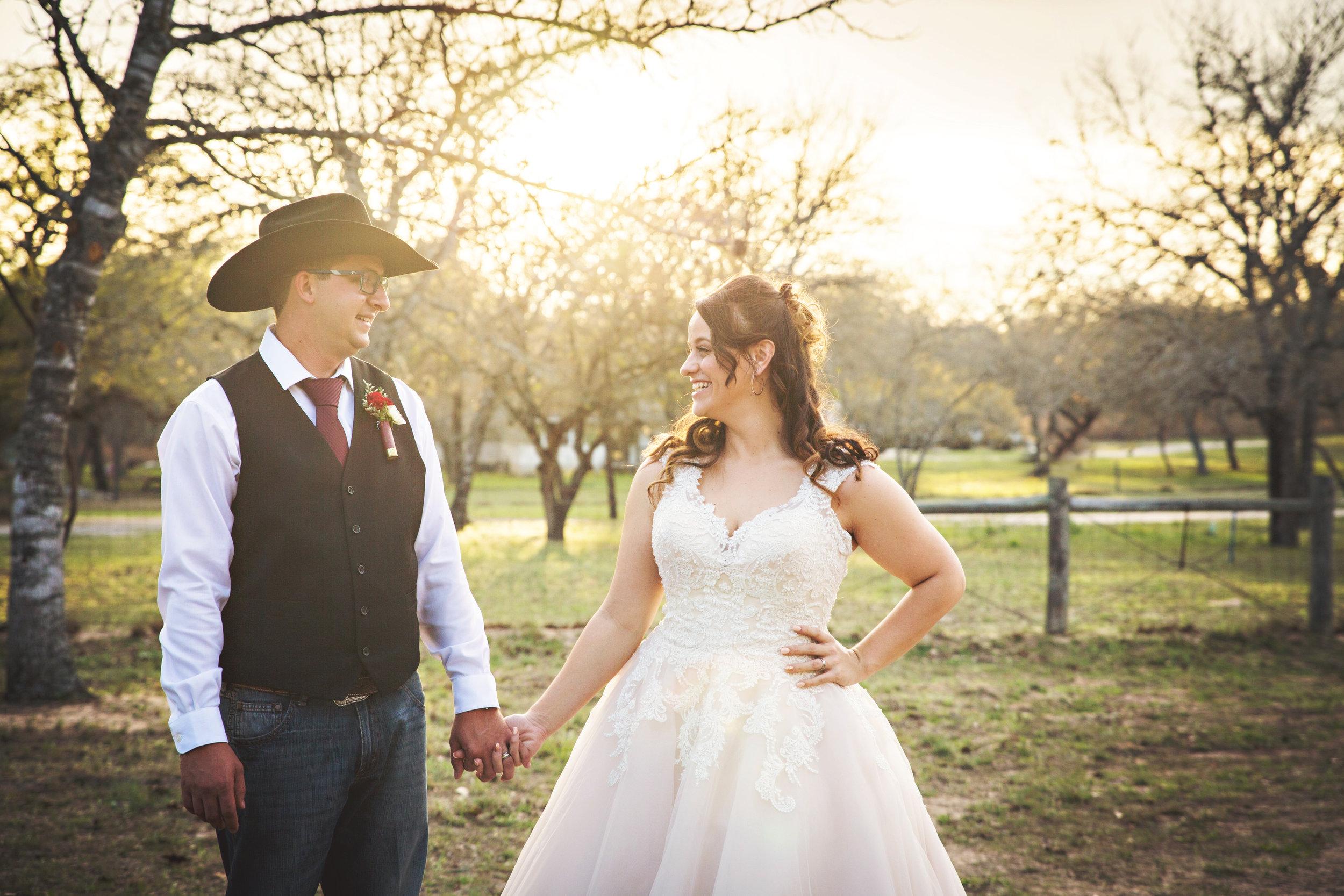 FLORESVILLE TEXAS WEDDING