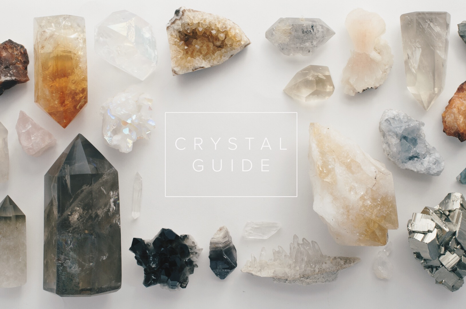 Crystal Guide Ascension Stone