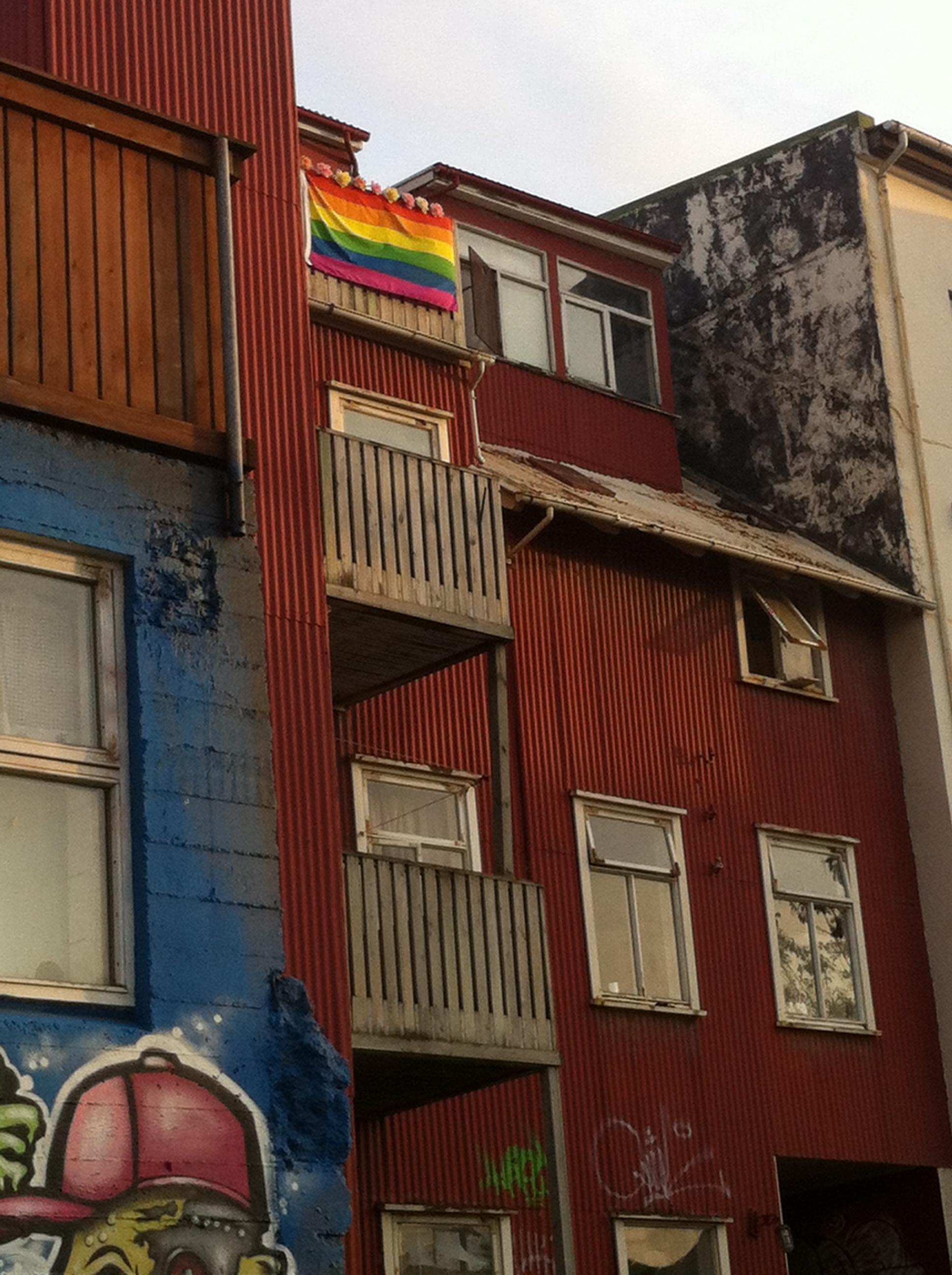 Icelandic Pride