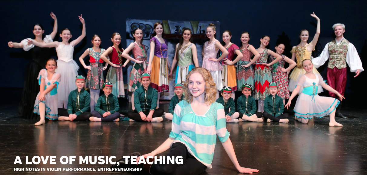 The Wishing Well Ballet Cast