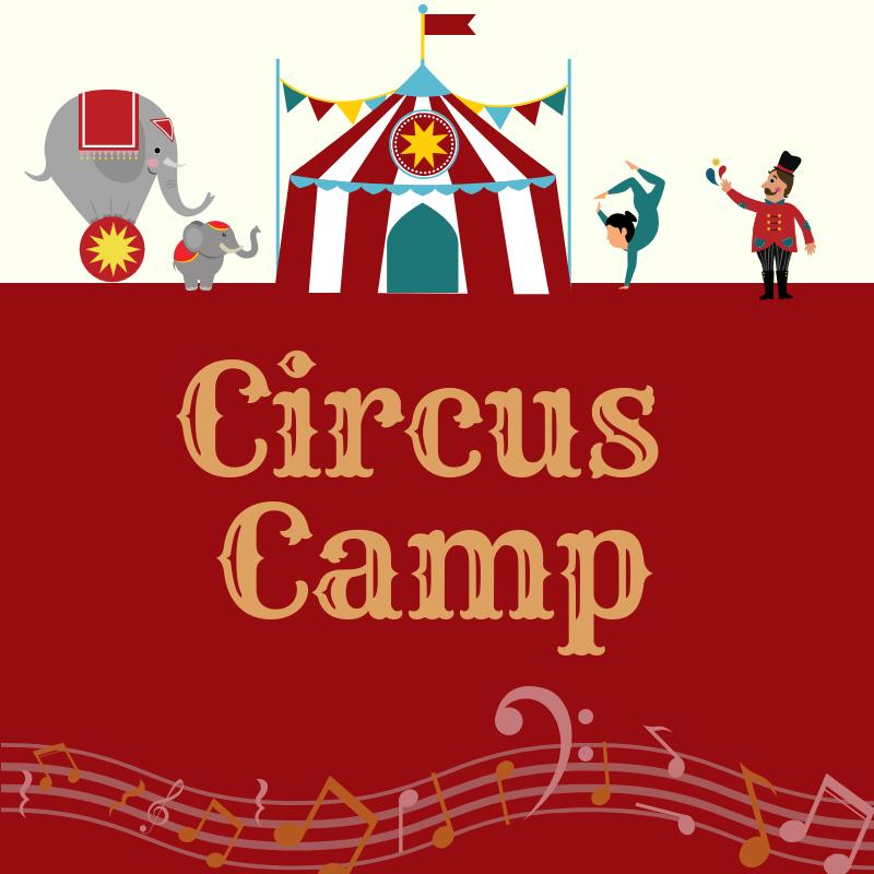 Copy of Circus Camp