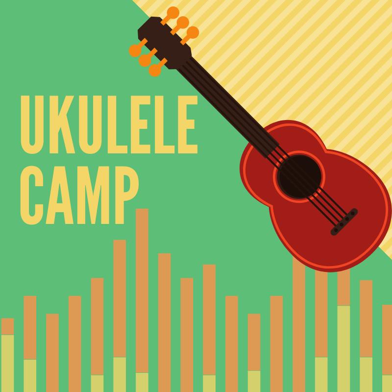 Ukulele camp. Summer 2019