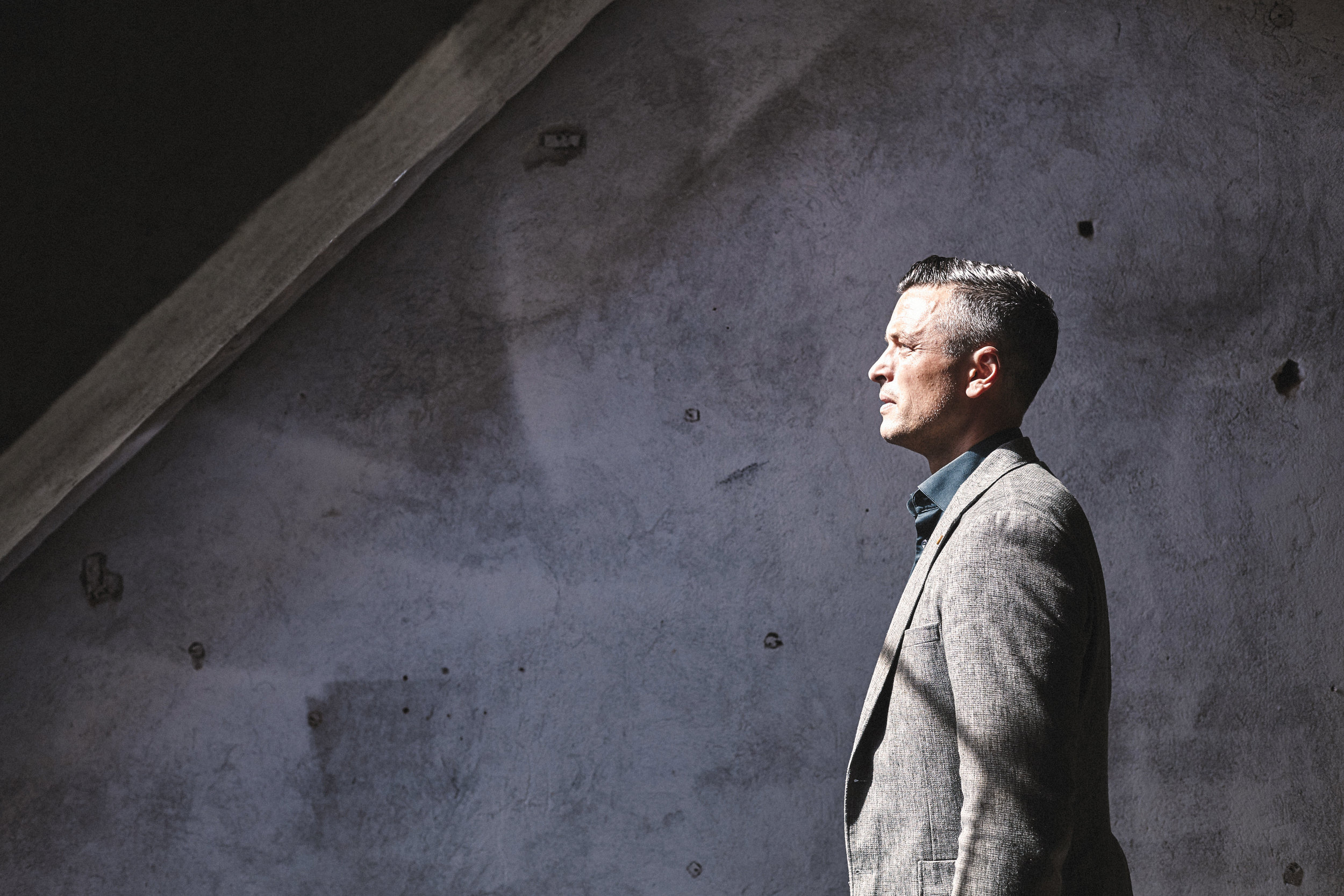 Wilhelm Hartwig er en visjonær leder og vet hva det innebærer å leve ut merkevaren.  Foto: Magne Risnes