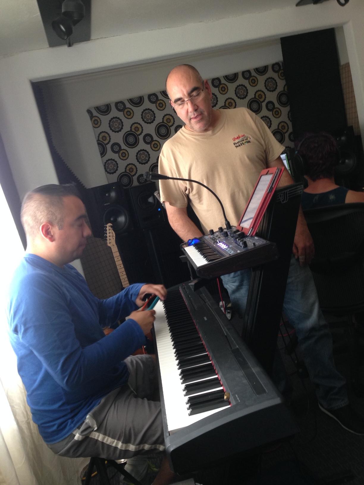 Carlos & Sául colaborar.JPG