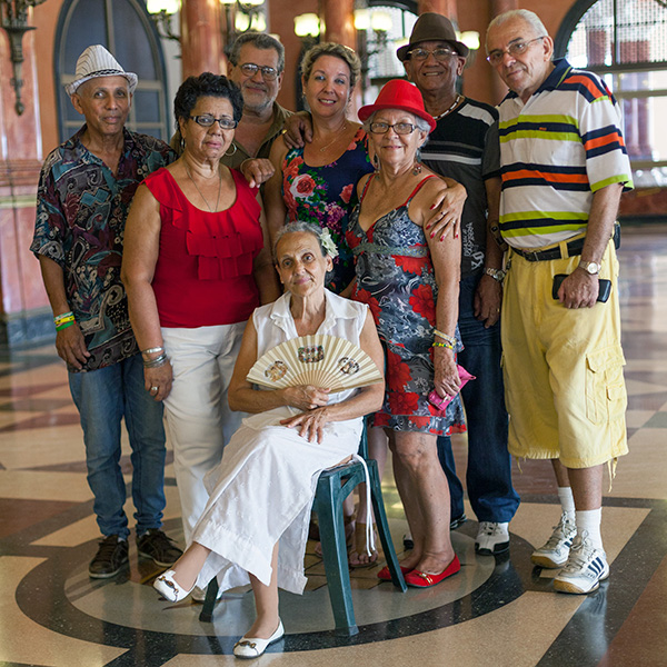 Meet El Oso (the Bear), one of the founders of Casino—the Cuban dance that launched salsa.