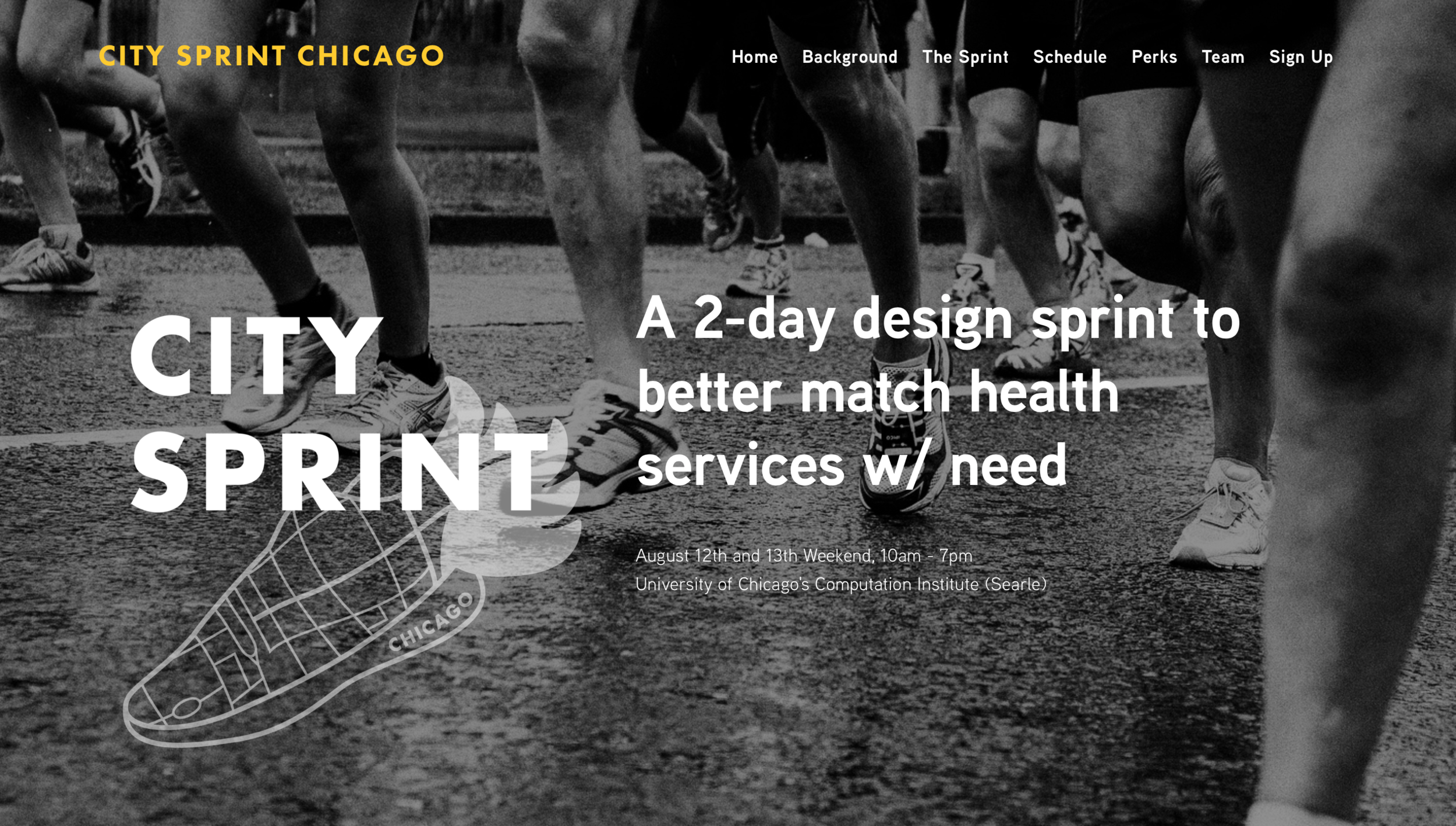 Proud as a Chicago resident, I joined City Sprint to explore public funding and data to help City of Chicago's human service program. - Learn our lean research process