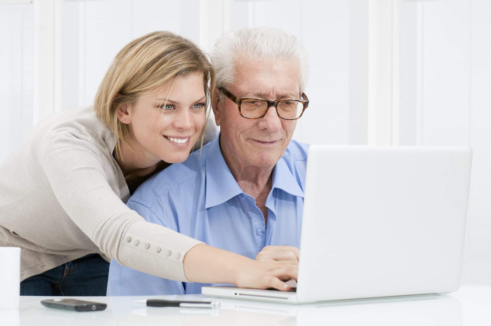 Your parents are aging. Get their information now while they can still tell you what you need to know.