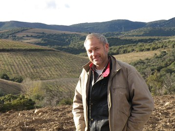 Dider Barral - courtesy of Domaine Leon Barral website