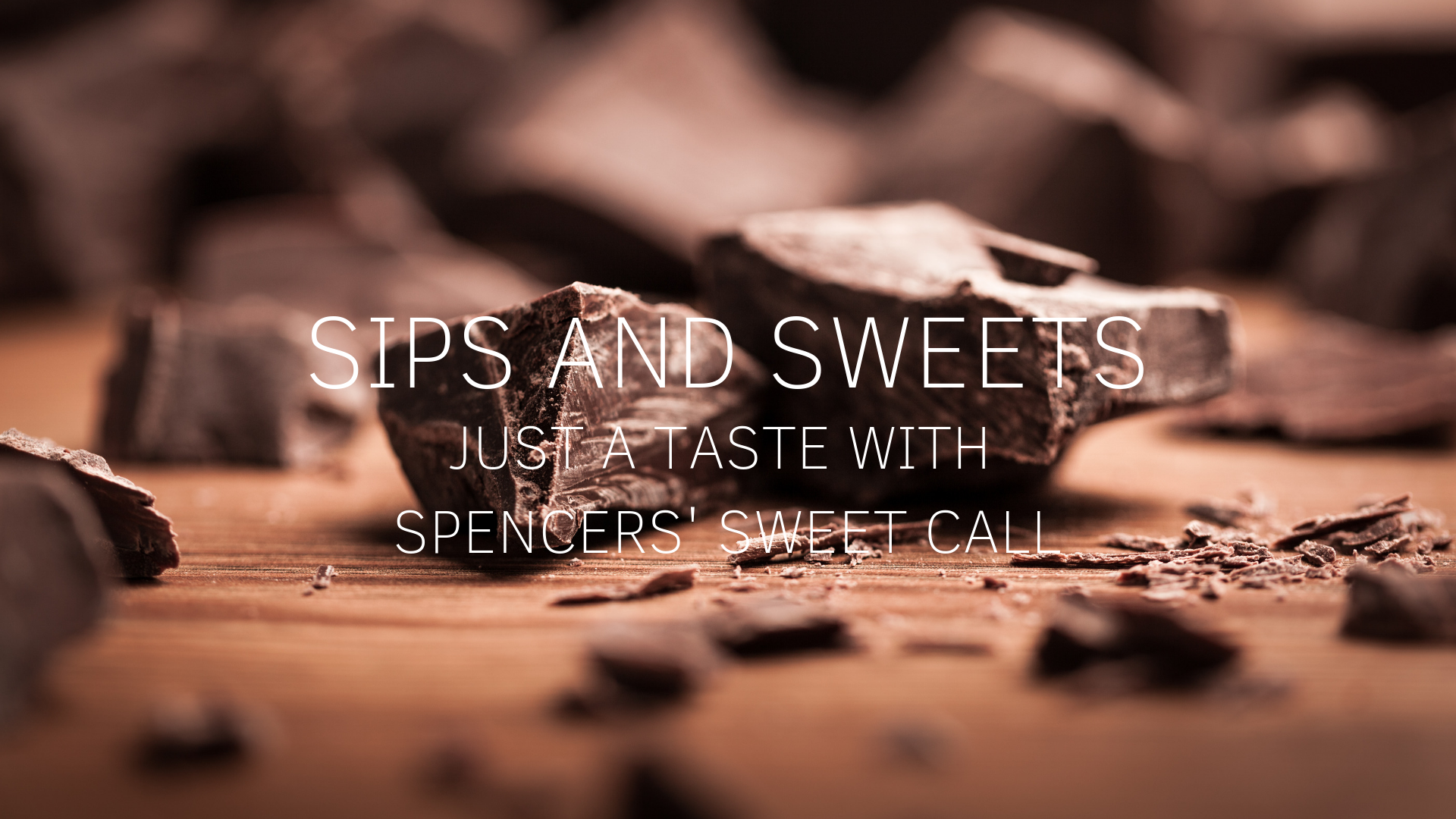 If you have a sweet tooth then this is the wine paring event for you! We're partnering with Spencers' Sweet Call in Webb City to bring you some incredible and unexpected wine and sweet treat pairings!