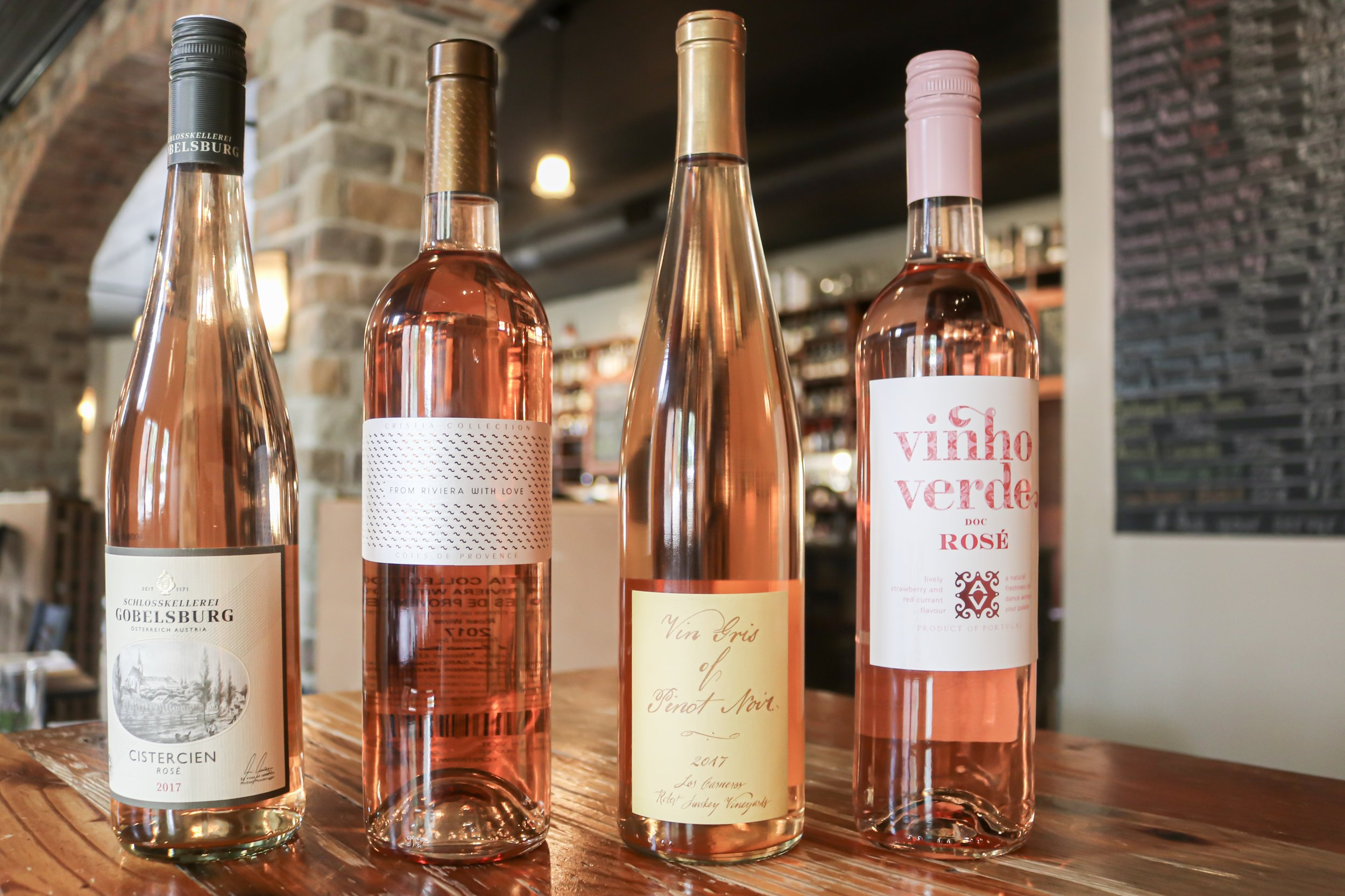 Just A Taste | St. James, MO | Rosé Wine