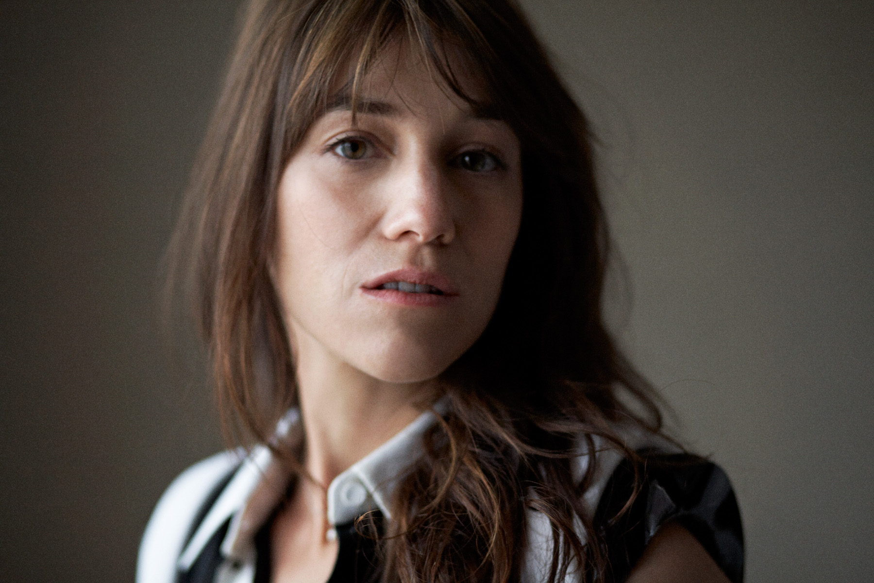 CHARLOTTE GAINSBOURG | Paper