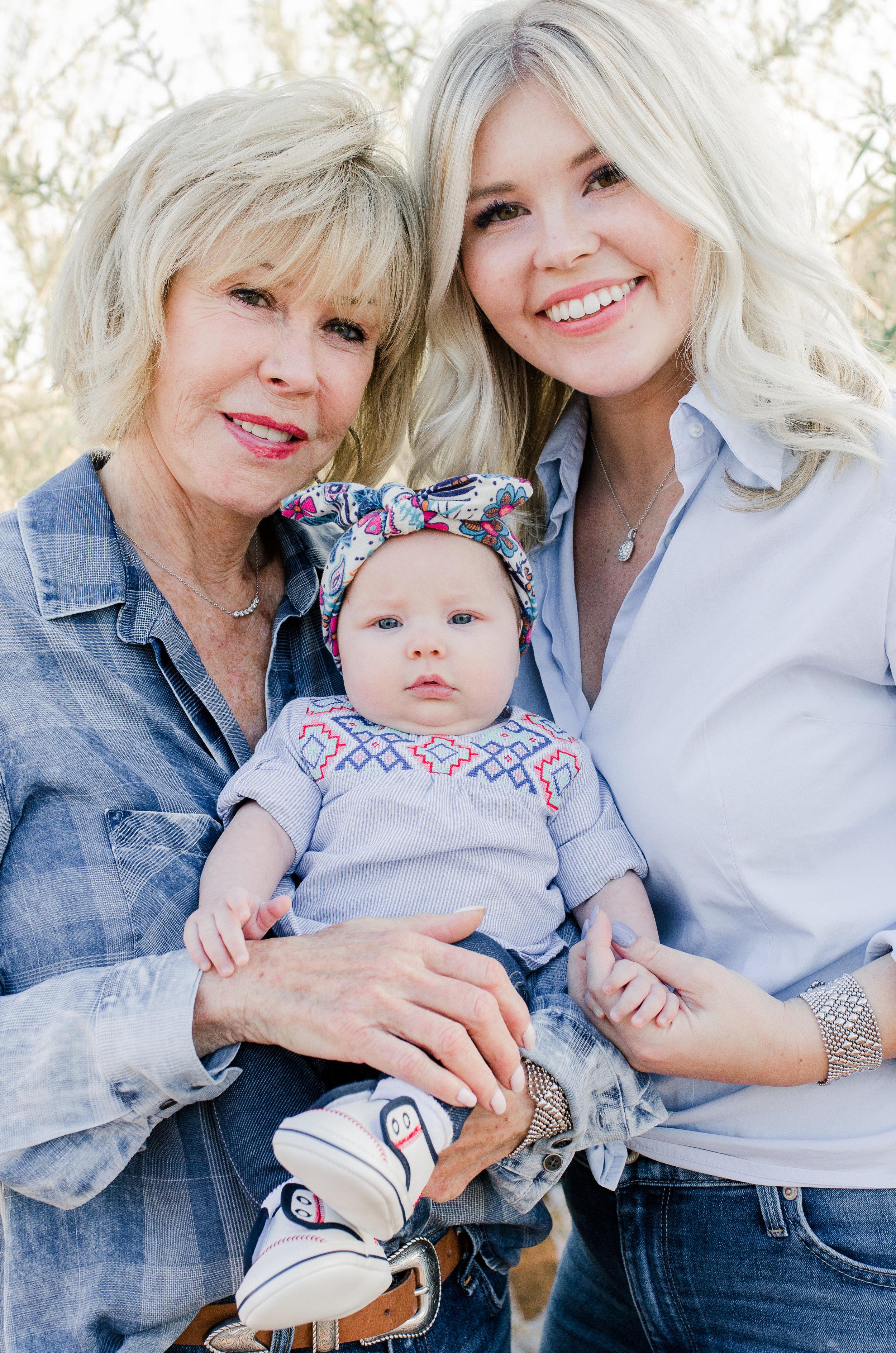 Scottsdale, AZ Family Session - Fine Art Photographer
