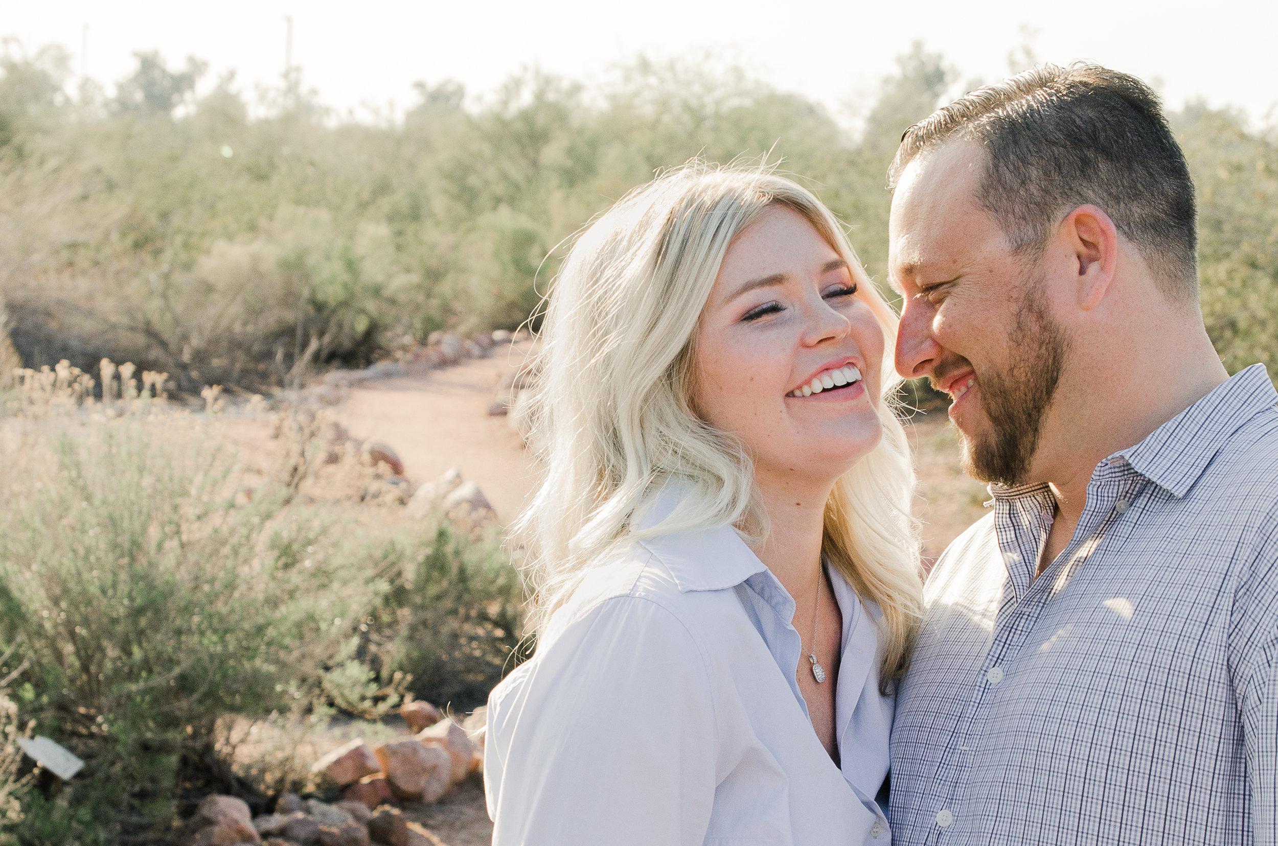 Scottsdale, AZ Family Session - Light & Airy Photographer