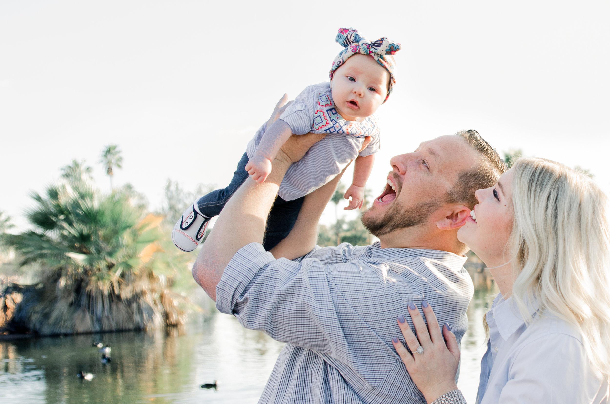 Scottsdale, AZ Family Session - Beautiful Photographer