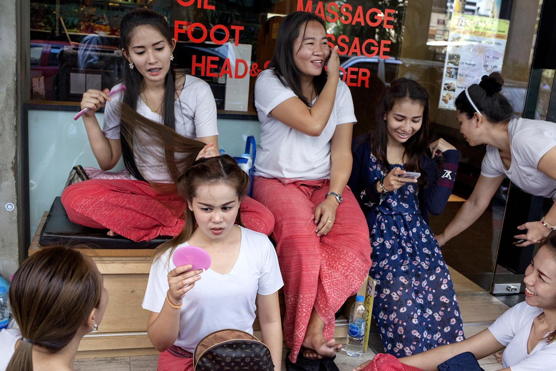 Bangkok, 2015.
