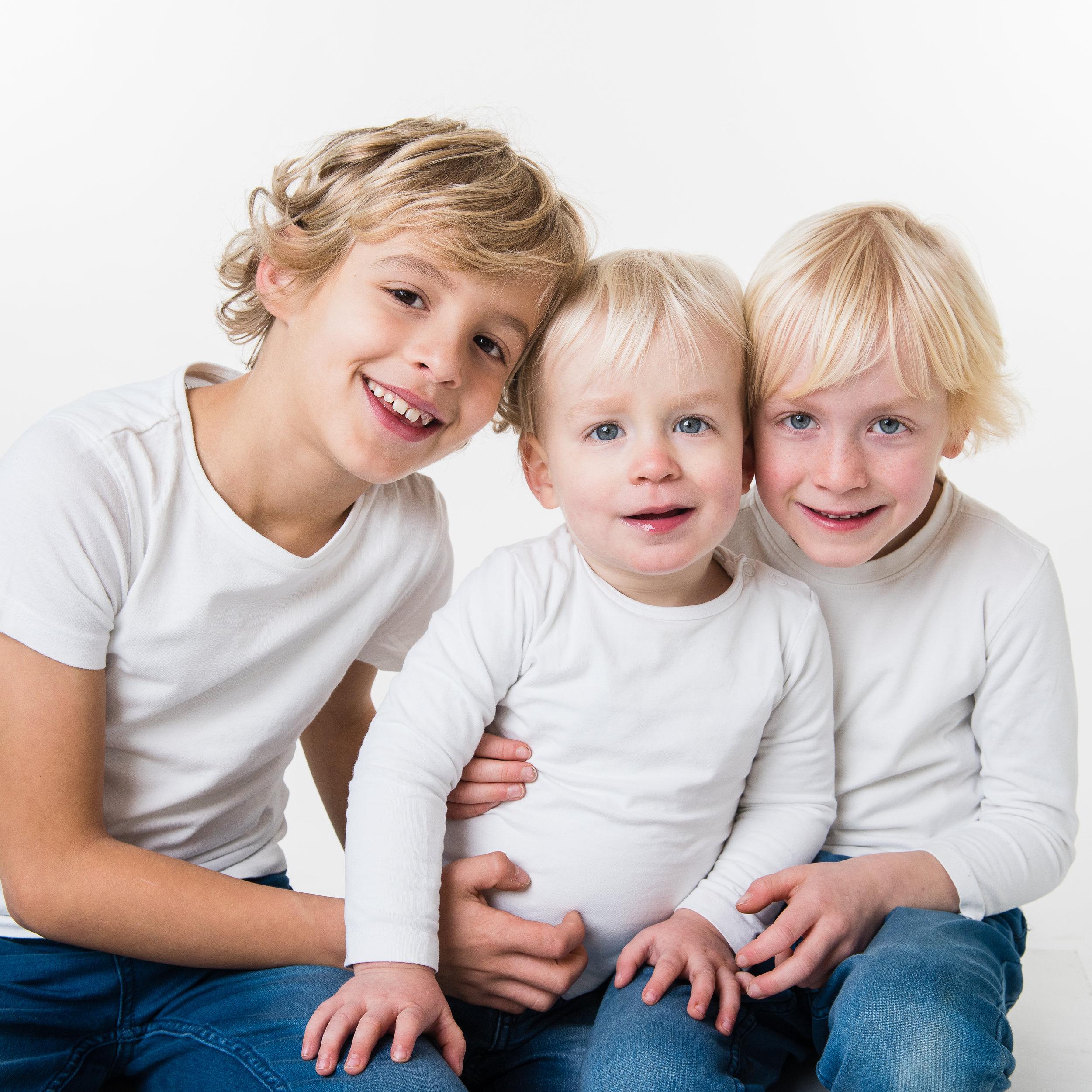 Kinderen, familie, koppels -