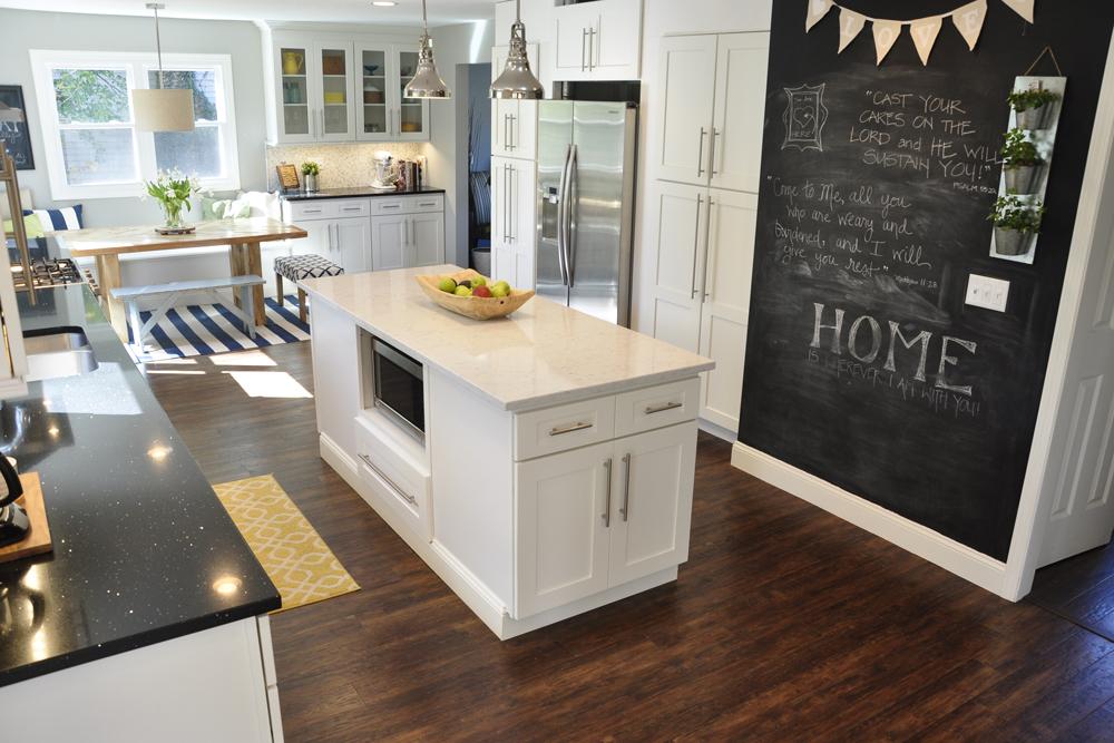 Oakmere kitchen