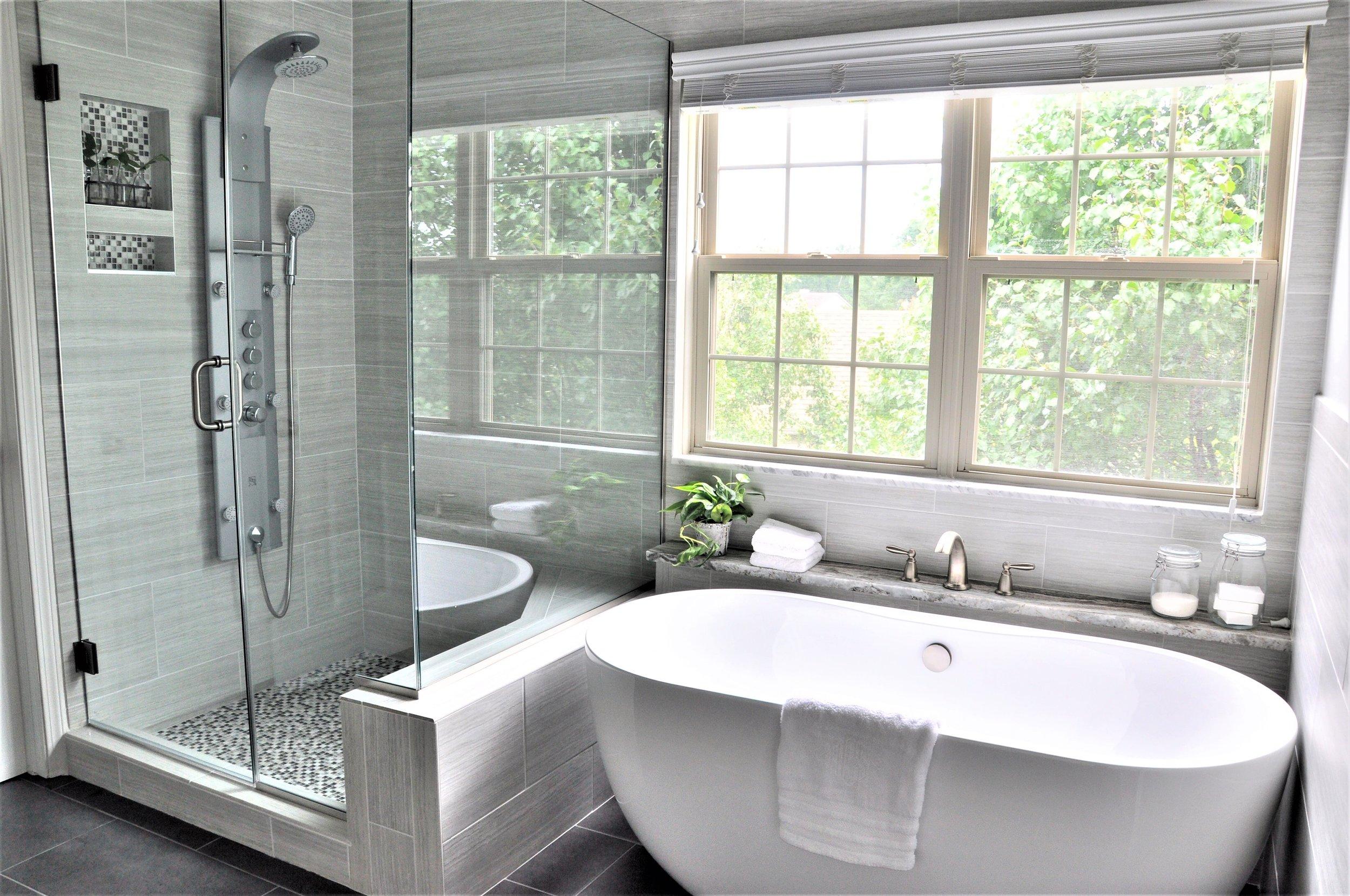 Zentkovich Master Bath