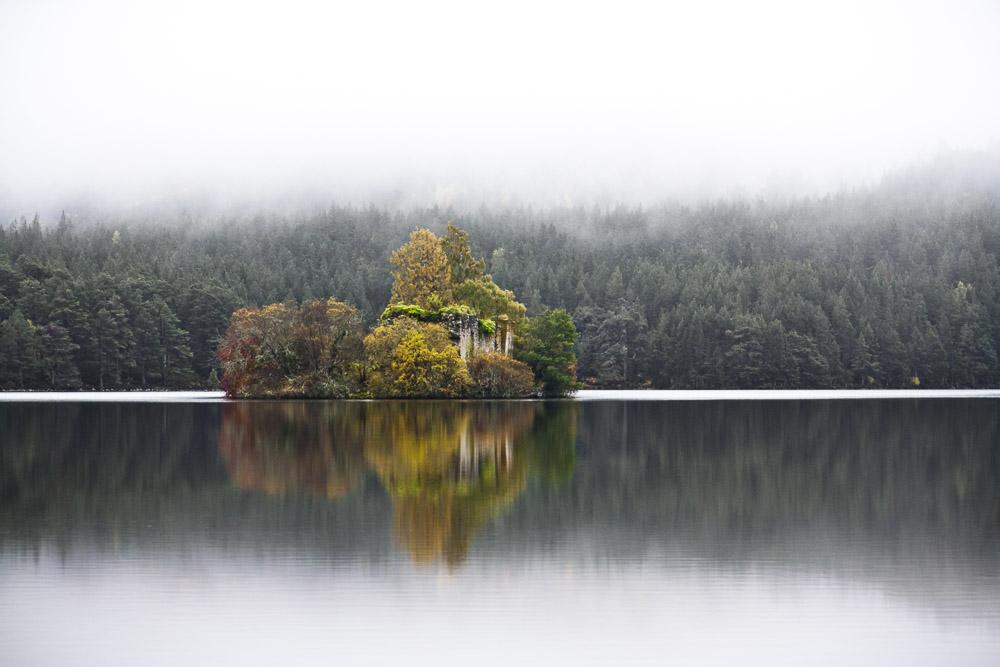 Loch an Eilein, near Aviemore
