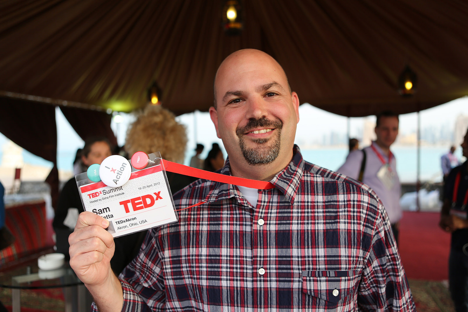 Incept and TEDxAkron