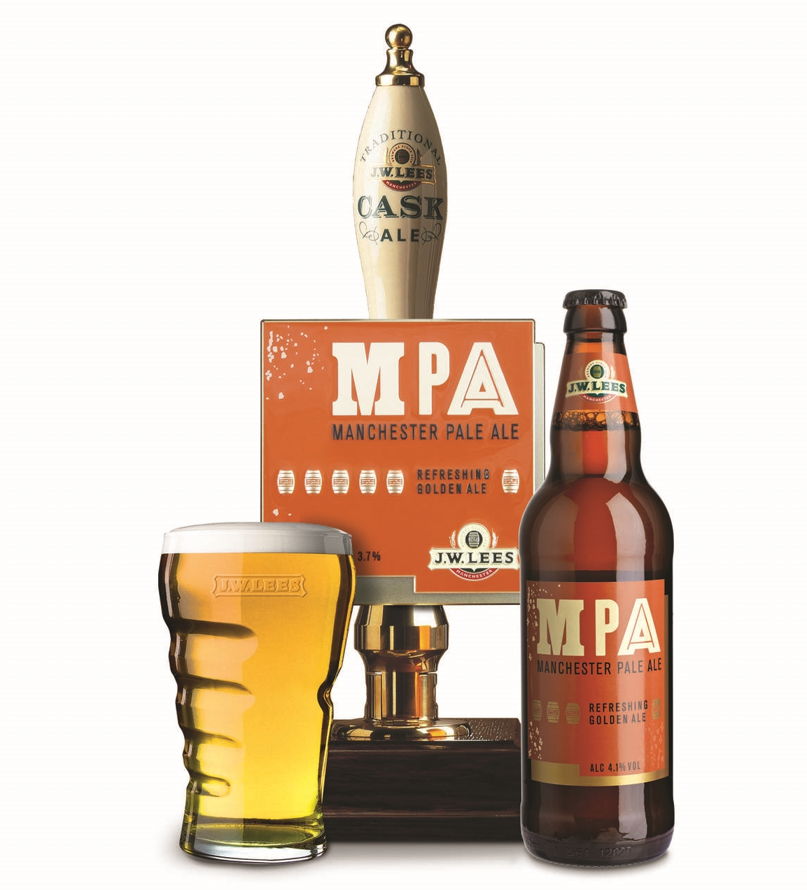 JW Lees and MPA sponsor Manchester Beer Week