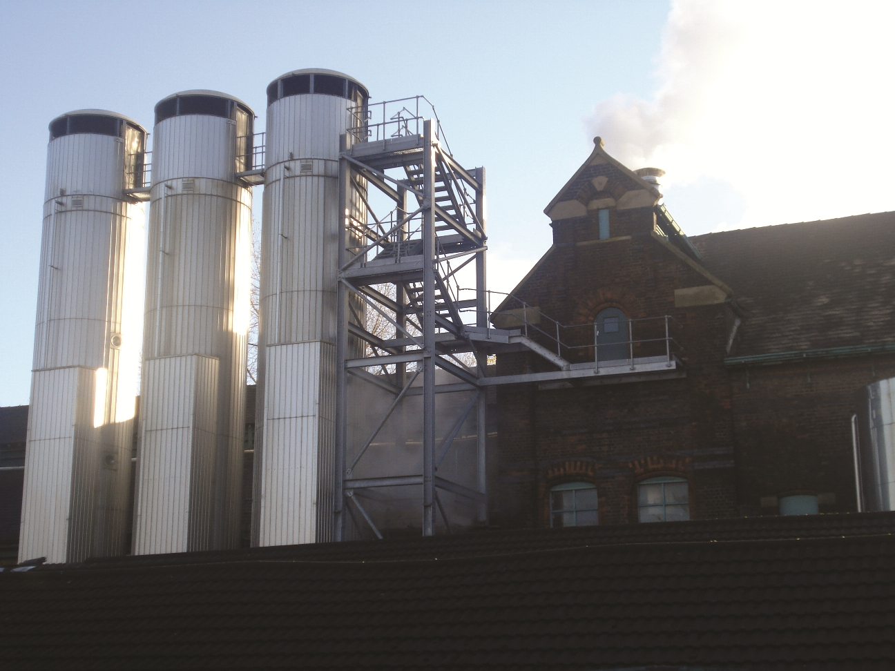 JW Lees' Greengate Brewery in Middleton