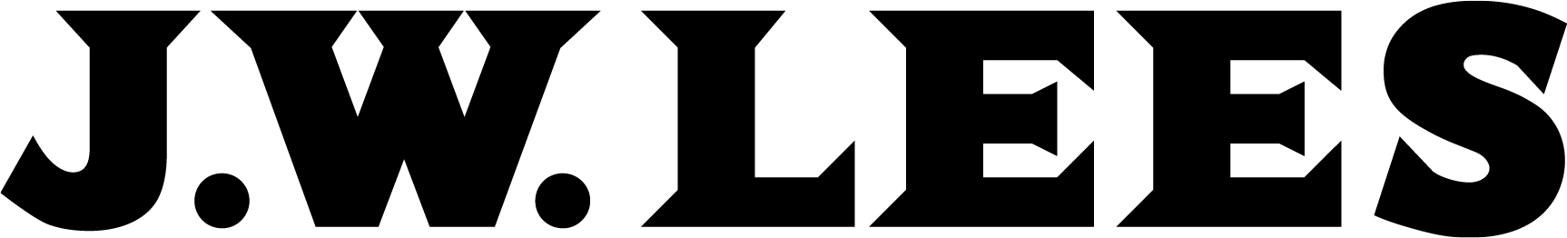 JW Lees Text Logo Black.png