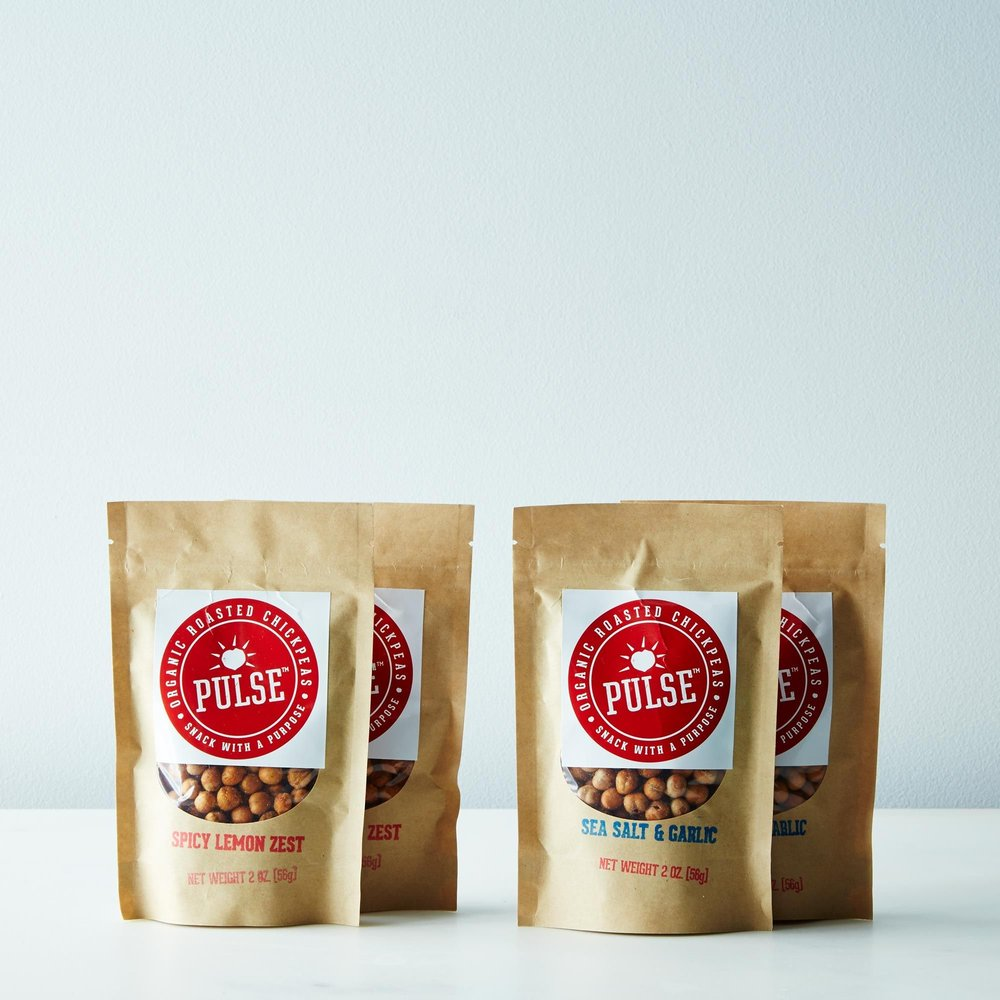 Chickpeas. We wanted to send them to you because, frankly, we are completely addicted. Seriously, we tried many options for your summer travel situation and this was our hands-down favorite.