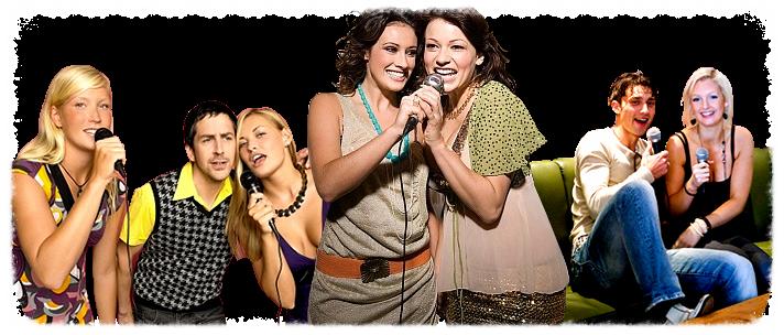 KARAOKE ( ENGLISH& SPANISH )   Alakran Karaoke, fun all night long, pro equipment and mics, as well as the latest technology.  La mejor tecnologia y el mejor servicio de karaoke.