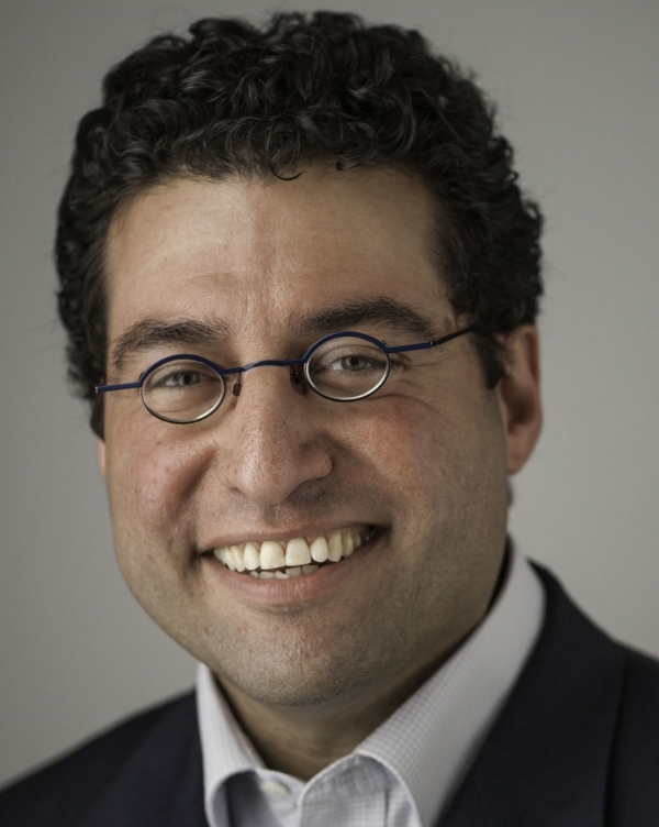 Dan Libenson, co-host of Judaism Unbound