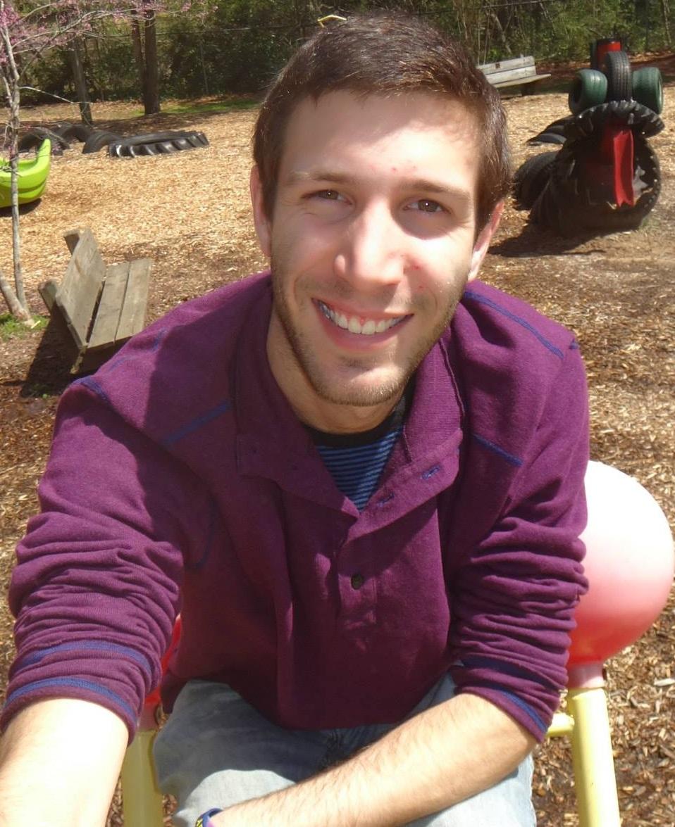 Lex Rofes, co-host of Judaism Unbound