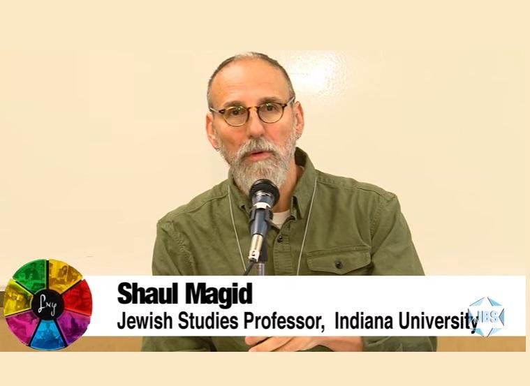Professor Shaul Magid. Credit: Limmud NY 2016.