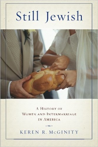 Dr. McGinity's landmark book on the history of women and intermarriage in America.