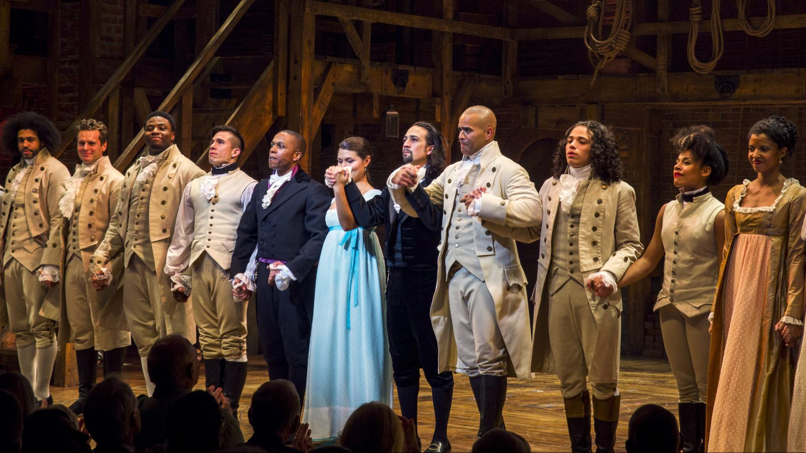 How does the hit musical Hamilton relate to contemporary Jewish institutions? Listen to this episode to find out!Image Credit: www.tvline.com
