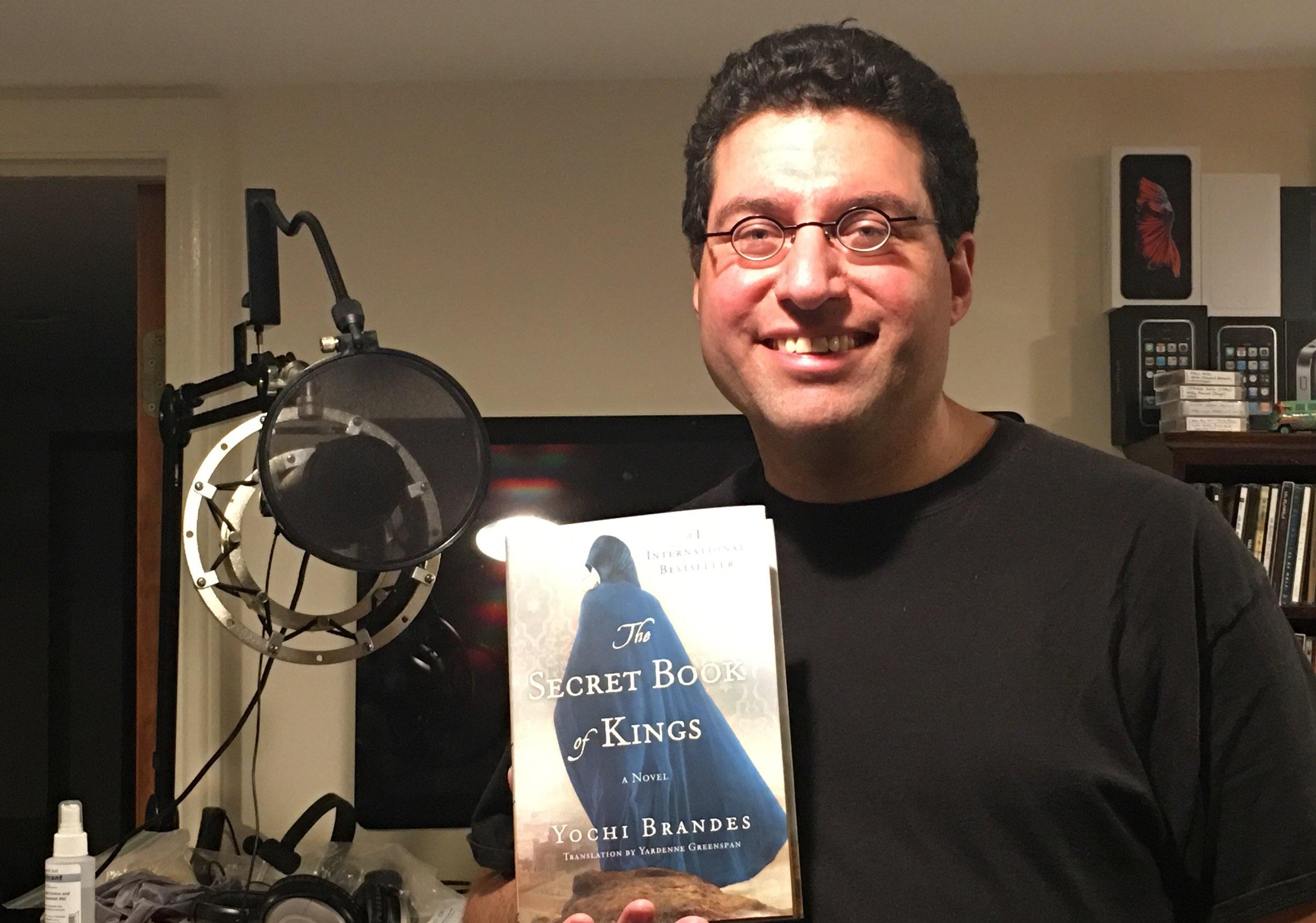 A Novel The Secret Book of Kings