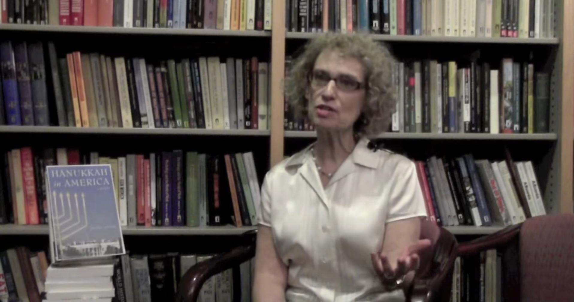 Episode 43: Hanukkah in America - Dianne Ashton