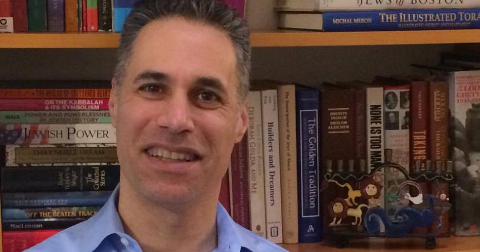 Episode 46: How Hanukkah Expains Everything - Jay Eidelman