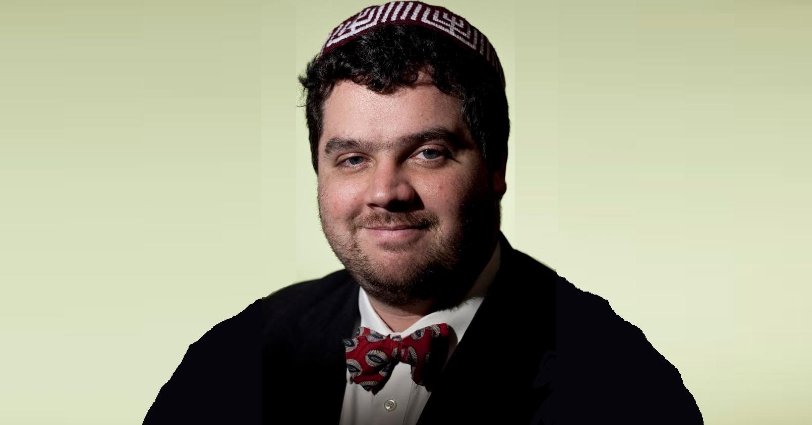 Episode 57: Becoming Jewish on the Web - Juan Mejia